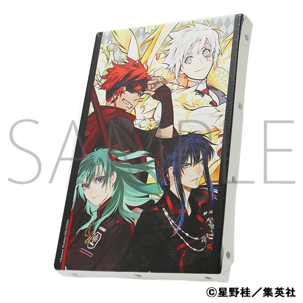 JF2021限定 『D.Gray-man』デザインアートボード(�AJF限定)