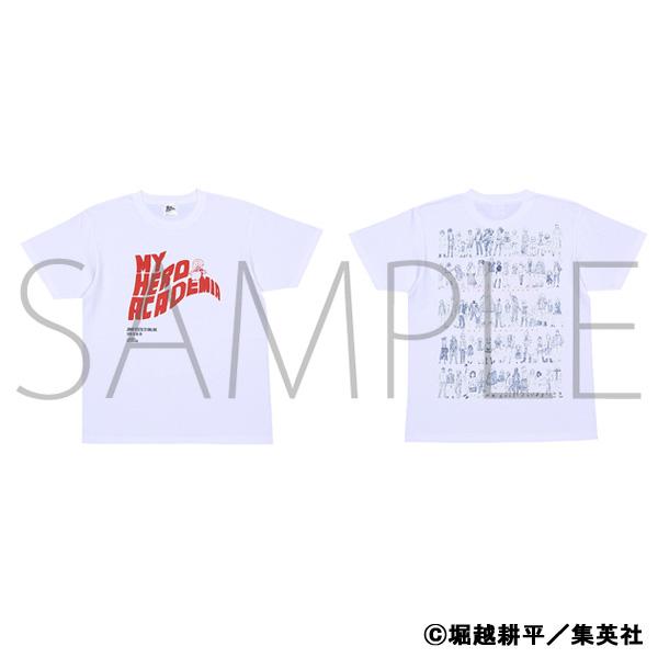 JF2021限定 『僕のヒーローアカデミア』Tシャツ Mサイズ(�AJF限定)