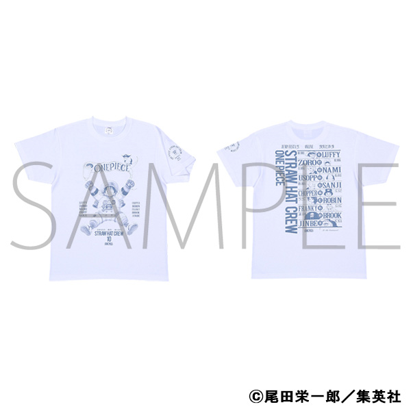 JF2021限定 『ONE PIECE』Tシャツ Lサイズ(�AJF限定)