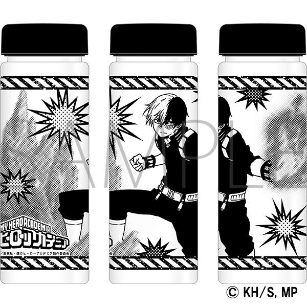 僕のヒーローアカデミア  クリアボトル 轟焦凍(�CJF受注(限定・先行))