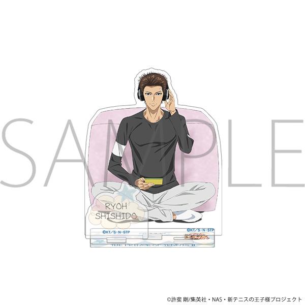 新テニスの王子様 アクリルスタンド/宍戸 亮(�AJF限定)